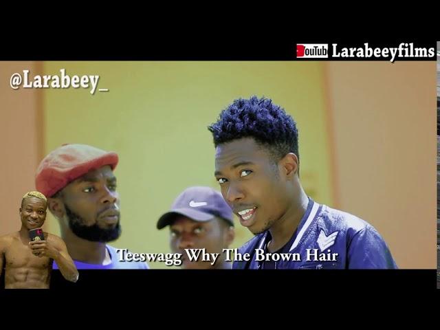 AUDIO & VIDEO : Larabeey - I Go Talk Am
