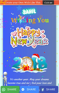 Happy new year viral site