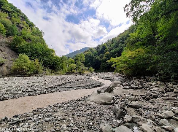 Река Ахохчай