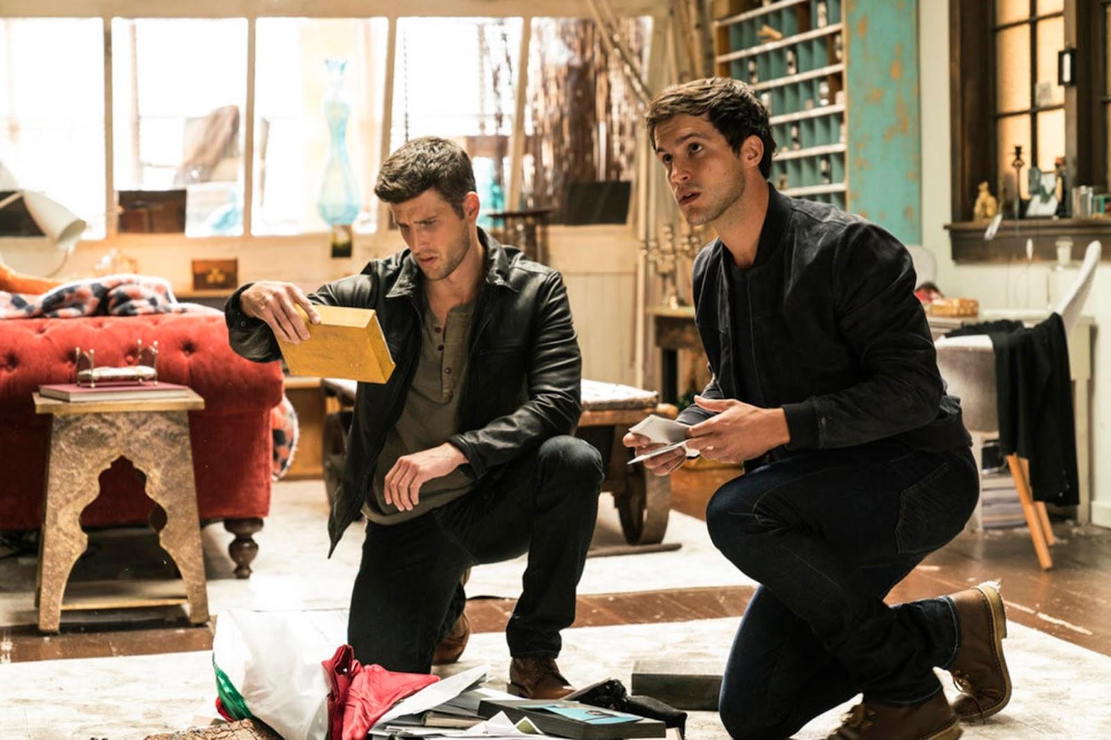 Imposters es una de las nuevas series del canal Bravo