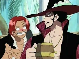 Fakta Bajak Laut Akagami One Piece