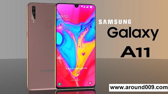 تحميل خلفيات سامسونج Galaxy A11 الرسمية اتش دي HD