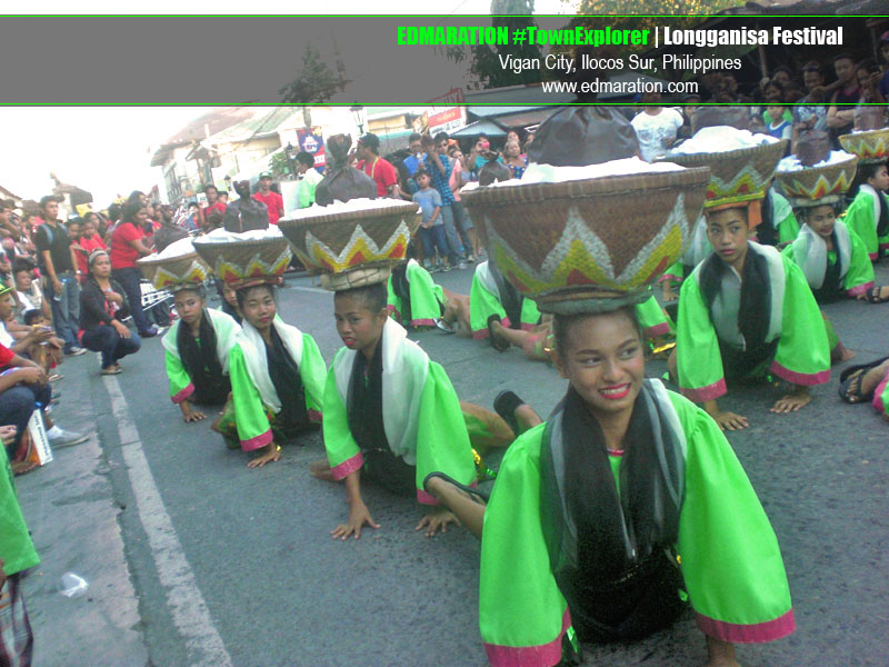 Longganisa Festival | A Colorful Vigan City Fiesta
