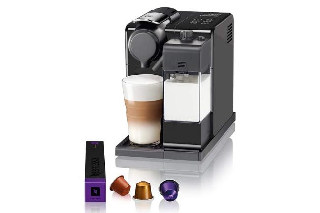 Cafeteiras Nespresso Latissima Touch