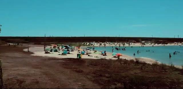 Zona Areal Praia dos Cinco Reis