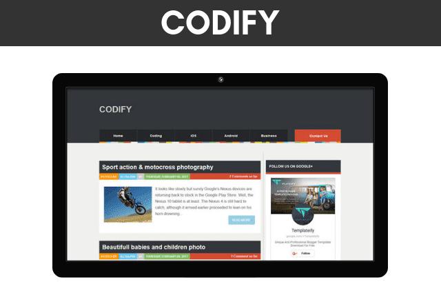 codify