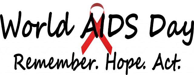 E-Shore: DECEMBER 01-WORLD AIDS DAY