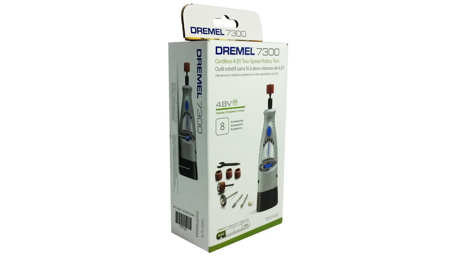 DREMEL® 7300 MiniMite