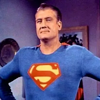 George Reeves as Superman