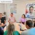 Projeto esportivo: Prefeito Eudes Miranda participa de reunião com representantes do Instituto Tiago Camilo (medalhista olímpico e campeão mundial de Judô)