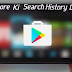Google Play Store Ki Search History Delete Kaise Kare