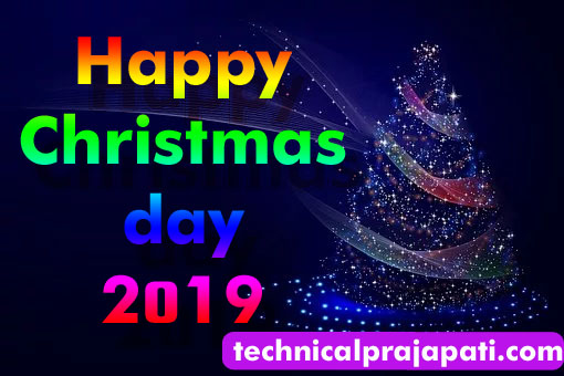 Happy Christmas day 2019-2020 technical support