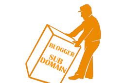 Cara Menghubungkan Subdomain TLD ke Blogspot - Solusi Adsense Lolos Site Review