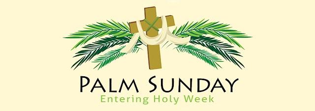 Virtuális Virágvasárnapi istentisztelet - Palm Sunday Sermon 2020. április 5.