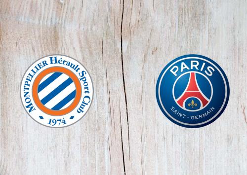 Montpellier vs PSG -Highlights 05 December 2020