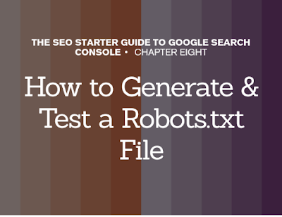 How to generate robot.txt for any website