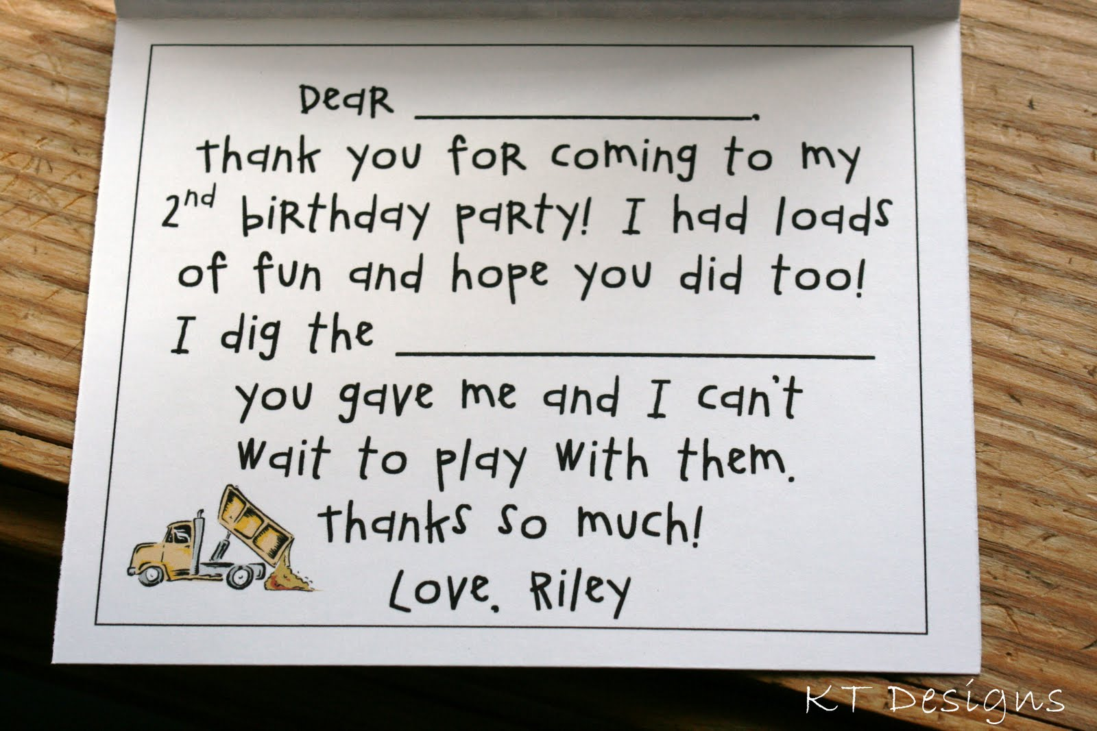 How To Write Thanks Letter For Gift