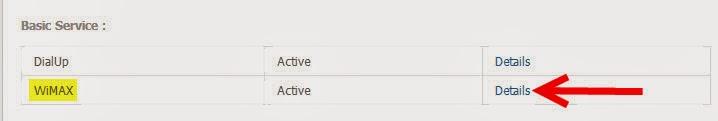 تفعيل وإلغاء تفعيل الحصة الإضافية للواي ماكس و دي اس ال من خلال موقع الشركة  3