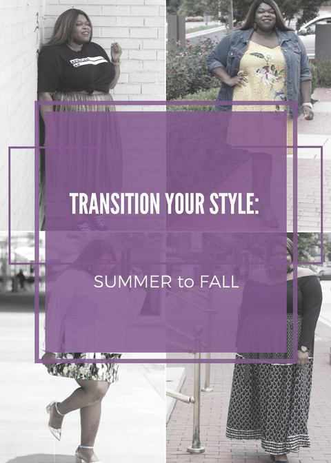 transition your style summer to fall