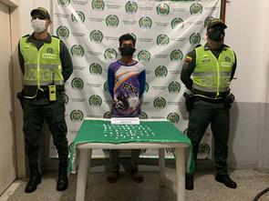 hoyennoticia.com, Expendedor de bazuco capturado en El Copey