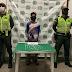 Expendedor de bazuco capturado en El Copey