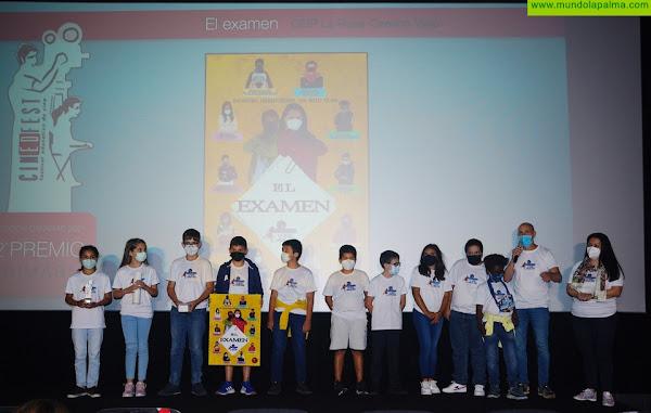 El CEIP Capellanía del Yágabo, de Lanzarote, se alza con el Primer Premio de Primaria de Cinedfest 8