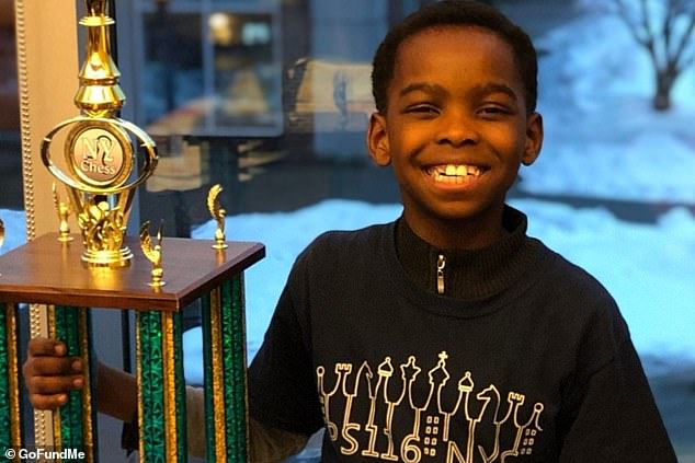 Paramount To Feature Homeless 8-Year Old Nigerian Who Won Chess Champion Of New York