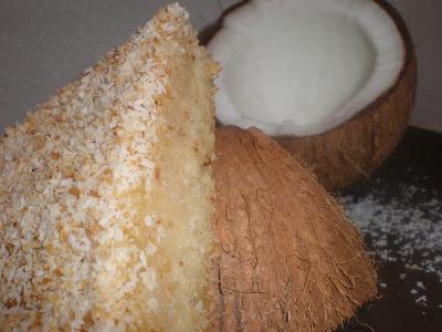 Coconut Macaron Pie o Tarta de Macaron de coco