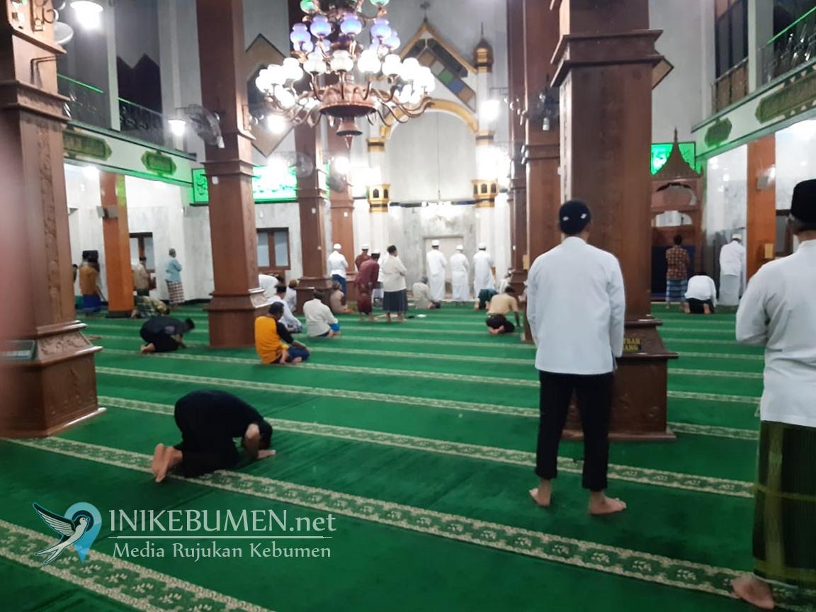 Forum Pemberdayaan Masjid Kebumen Adakan Pelatihan Bagi Takmir Masjid
