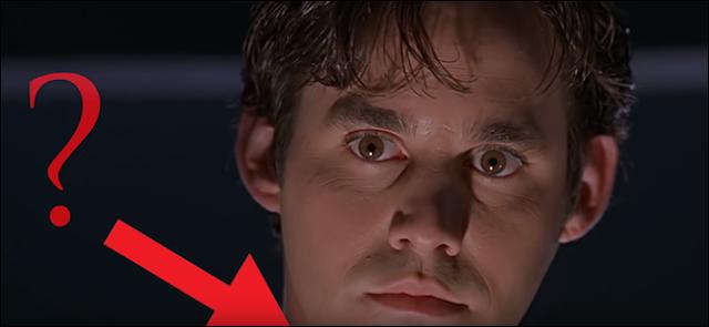 نيكولاس بريندون من فيلم Buffy The Vampire Slayer HD DVD المتطور بشكل سيء.