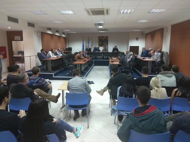 Ψήφισμα του Δ.Σ. Ηγουμενίτσας για την αναστολή λειτουργίας του Πανεπιστημιακού Τμήματος