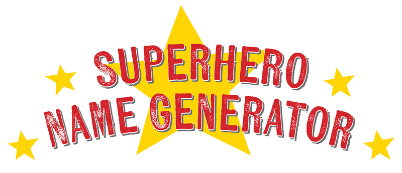 Superhero Name Generator