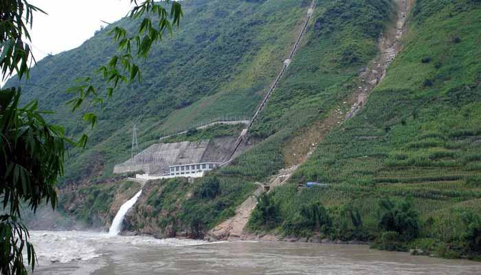 Sungai Terpanjang di Myanmar