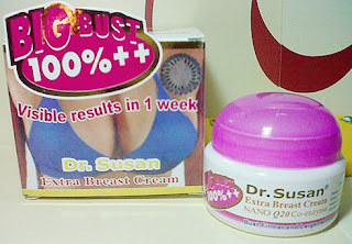 Cream Dr. Susan Original tanpa efek samping