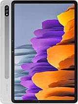 Galaxy Tab S7 Battery Size