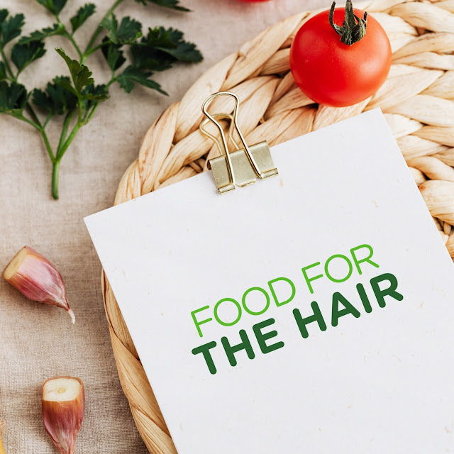 food for the hair