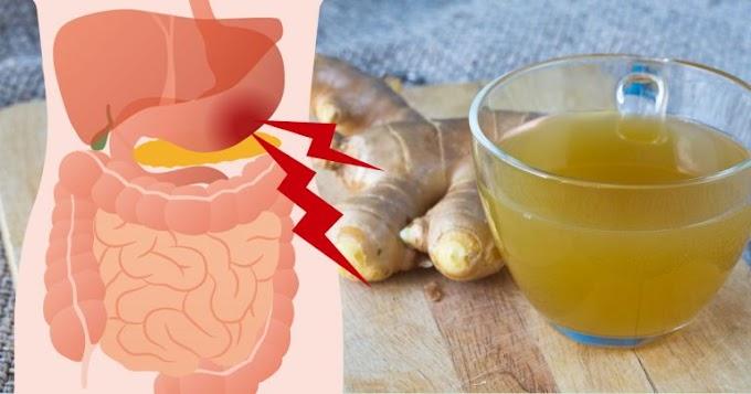 8 cosas increíbles que le suceden al cuerpo después de beber té de jengibre