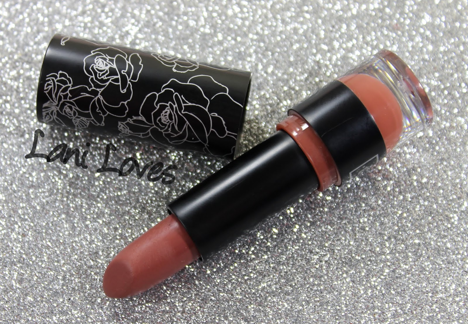 Kat Von D Painted Love Lipstick - Lolita Swatches & Review