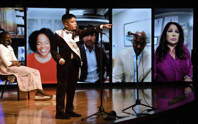 US: MLK Jr. Oratory Competitions Go Virtual, Allowing Kids To Send Messages Of Hope To A Nation In Distress