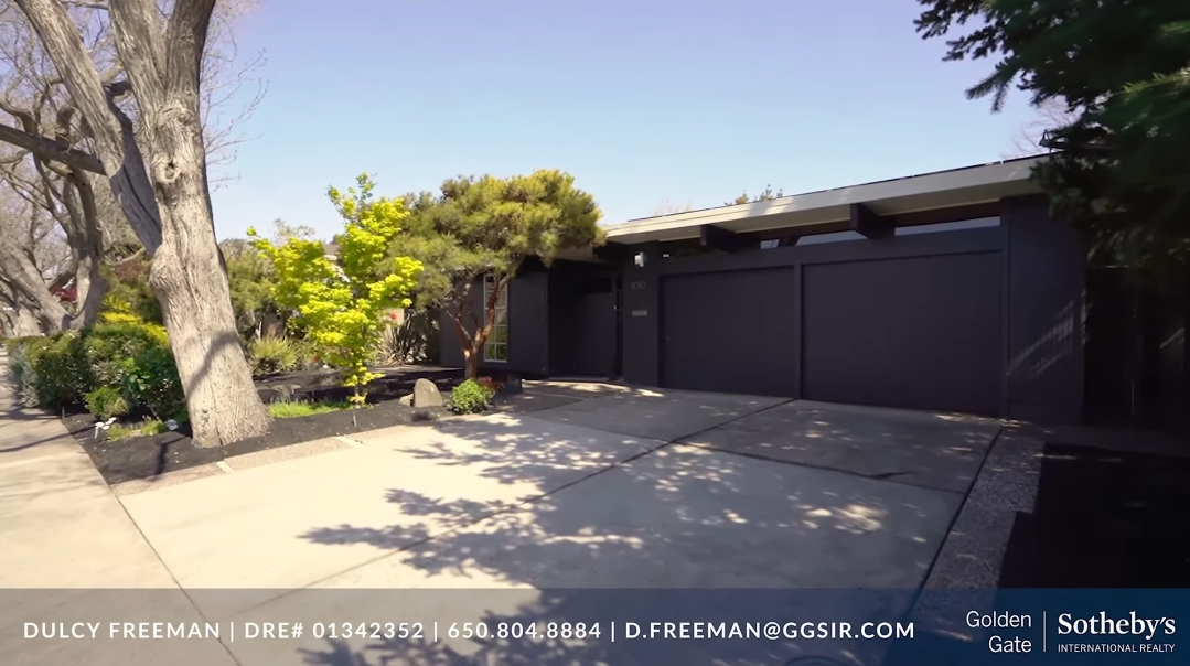 23 Interior Design Photos vs. 850 Richardson Ct, Palo Alto Luxury Home Tour