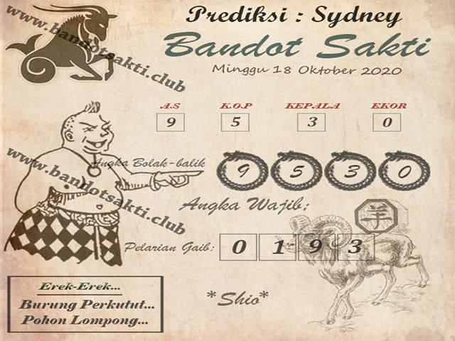 Kode syair Sydney Minggu 18 Oktober 2020 183