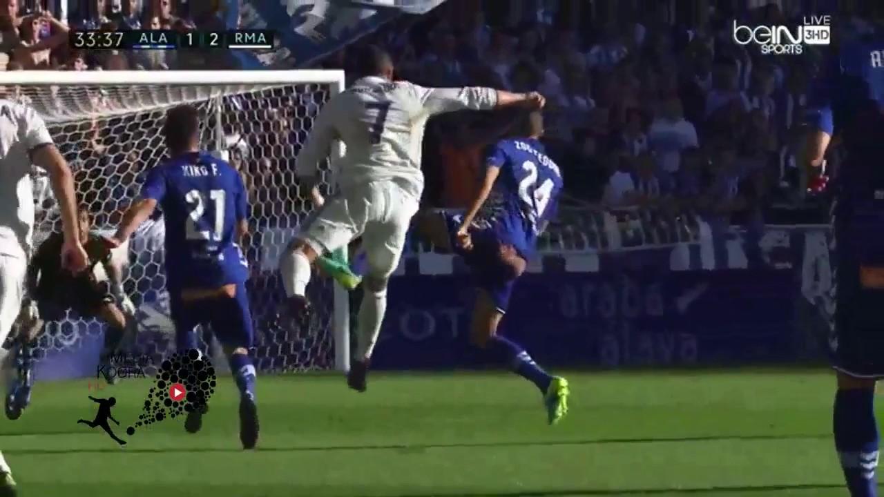 نتيجة مباراة ريال مدريد وديبورتيفو ألافيس بتاريخ 30-11-2019 الدوري الاسباني