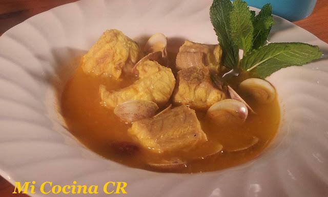 Video Receta: Caldillo De Pintarroja (tradicional Malagueña)