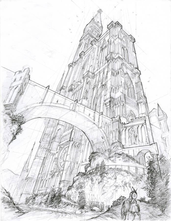 06-Gothic-Church-2-Longque-Chen-www-designstack-co