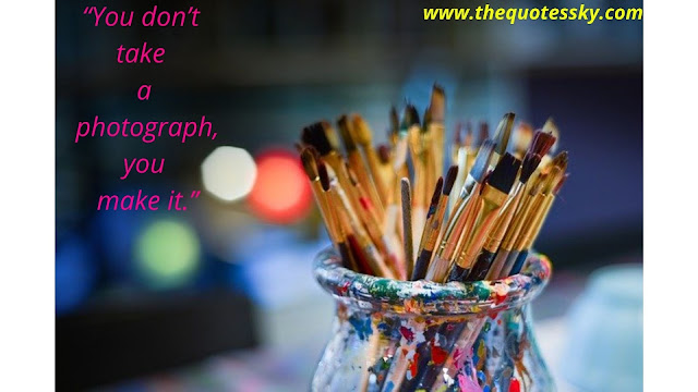 101+ Arts Quotes and Captions for Instagram for 2021