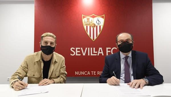 Oficial: El Sevilla ficha a Papu Gómez hasta 2024