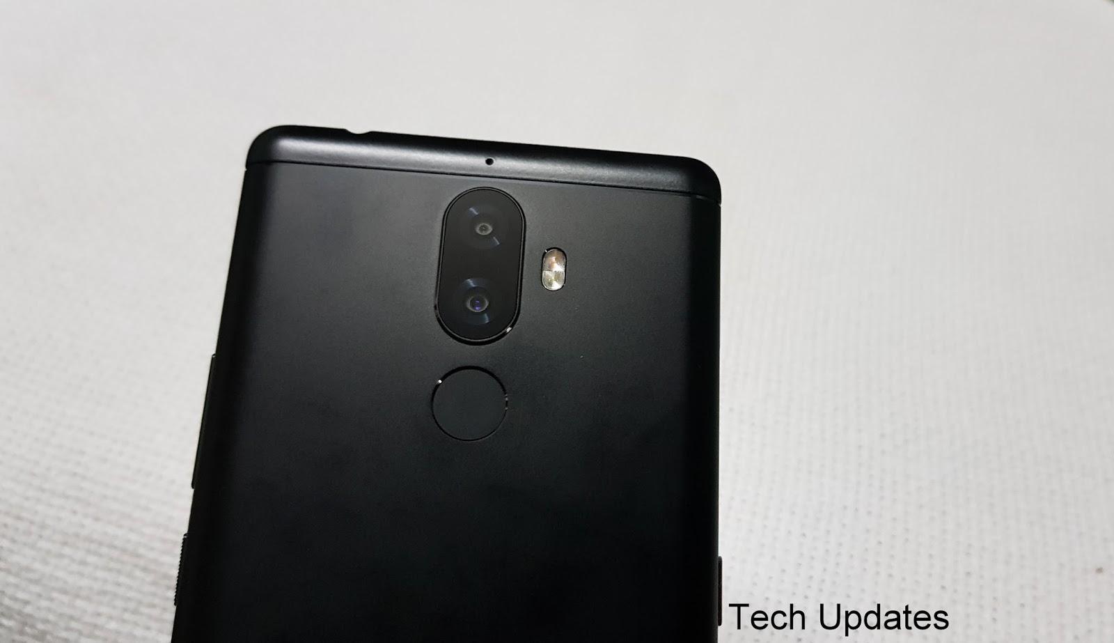 How to lock apps in Lenovo K8 Note using fingerprint scanner - Tech
