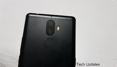 How to lock apps in Lenovo K8 Note using fingerprint scanner