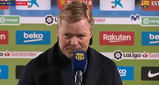 'Today's news can affect him': Koeman reacts to Messi's contract getting leaked