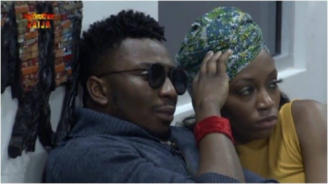 BBNaija: Sir Dee breaks down in tears for failing to save other housemates from eviction